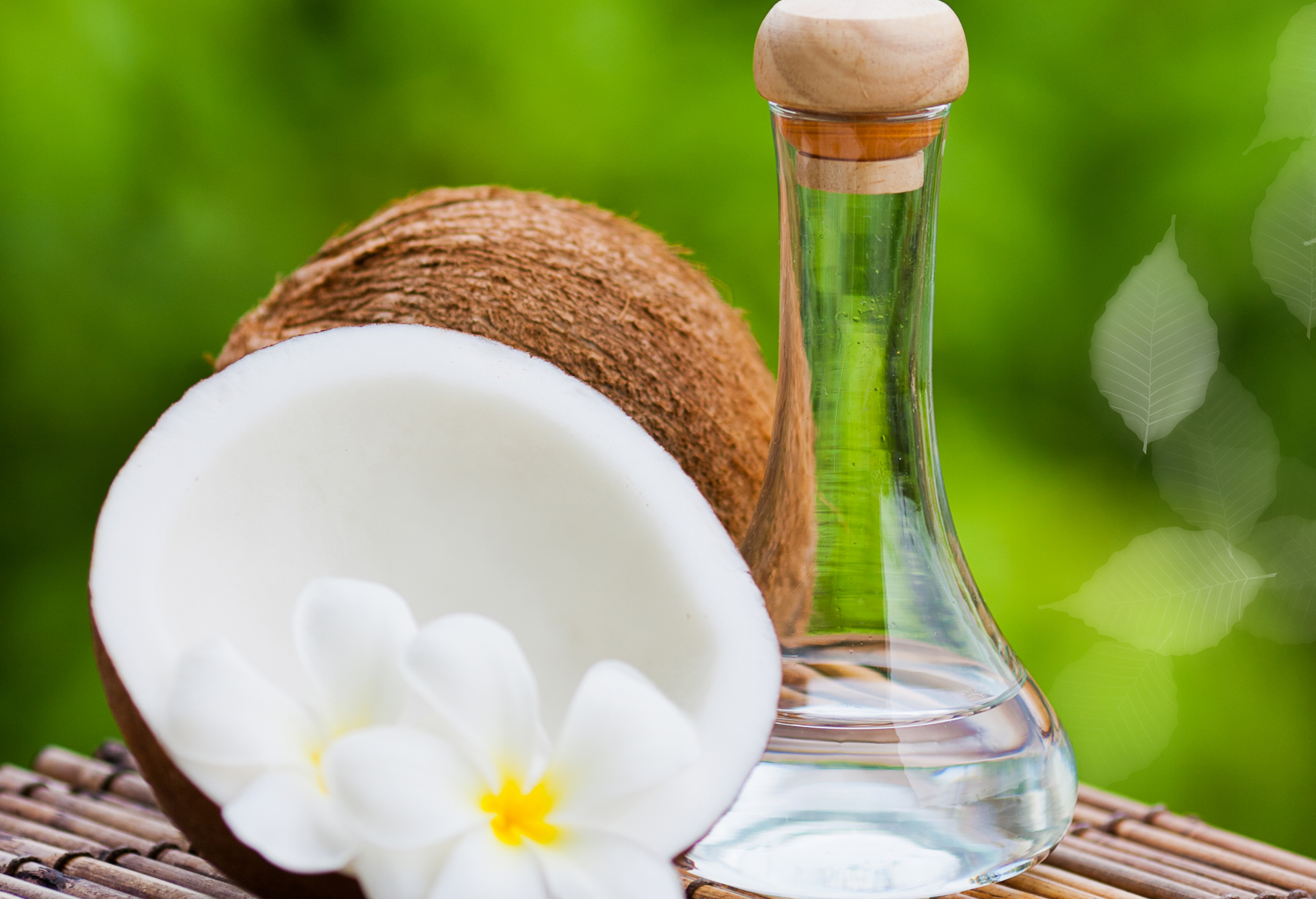 Coconul oil