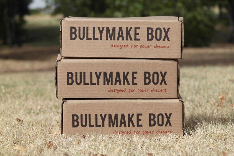 Bullymake Box – 3 Months